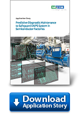 Predictive Diagnostic Maintenance to Safeguard DUPS System in Semiconductor Factories